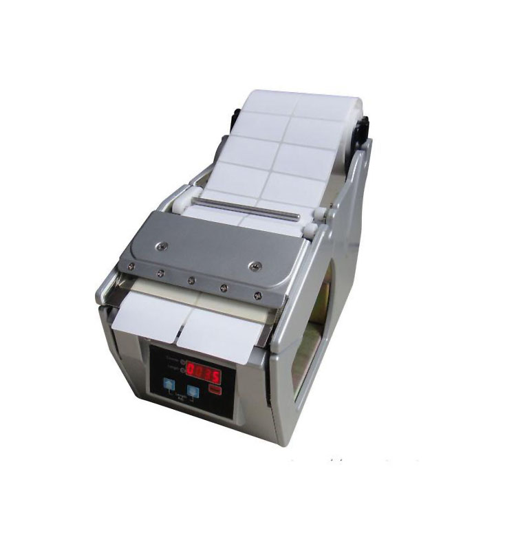 Automatic label dispenser / Peel labels machine