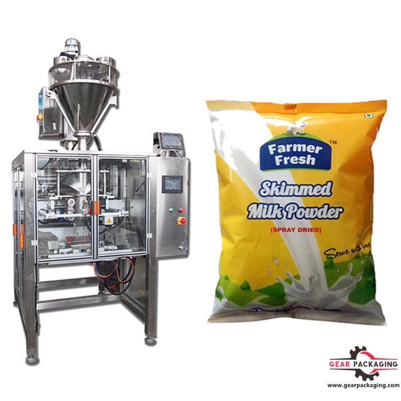 Skimmed Milk powder packing machine Vertical Packaging Machine V.F.F.S. Bagger Complete Systems
