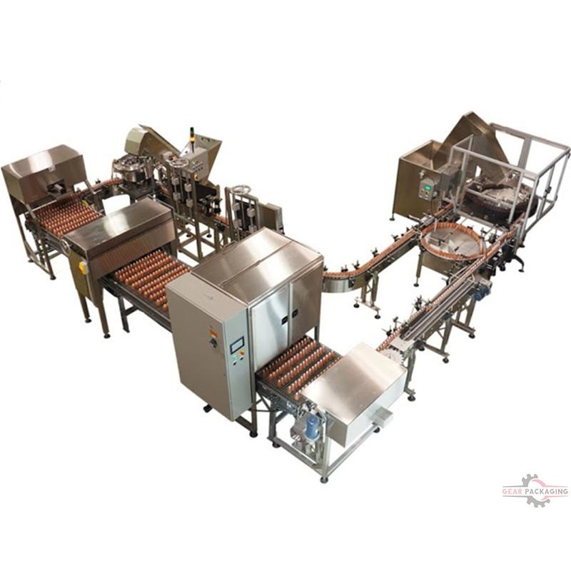 Automatic lipstick filling machine lipstick produce line lip balm packaging machine