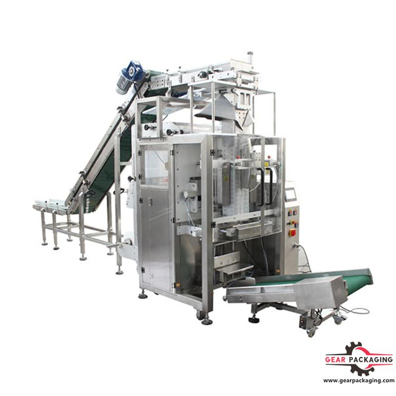 Secondary Packaging Machine bag in bag automatic packing machine