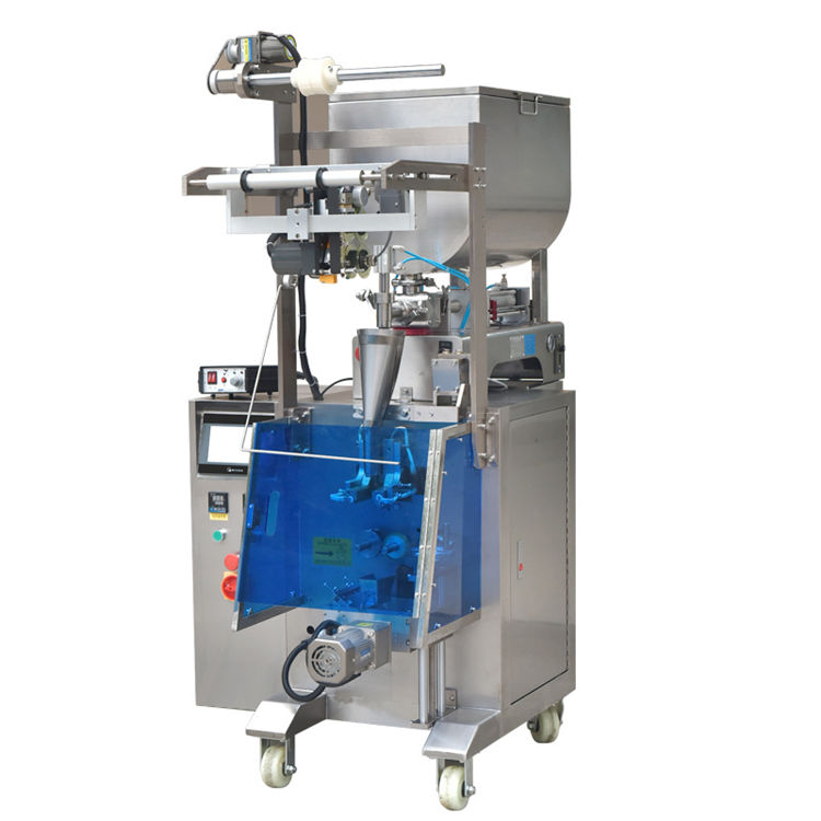 Automatic 4 side bag vertical filling sealing packing machine