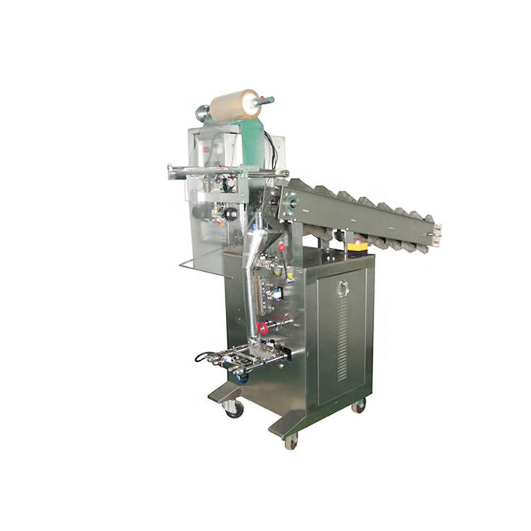 Automatic cup dosing feeding bag packaging machine for granules