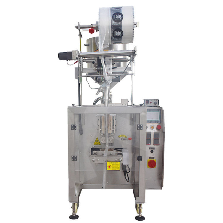 Automatic 3 sided egde sealed bag sachet liquid vertical packaging machine